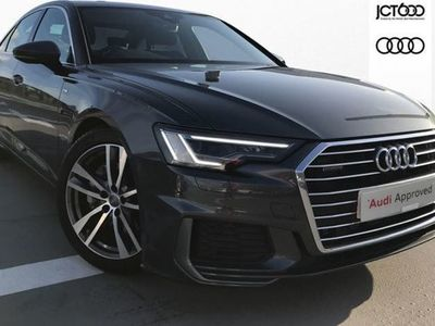 used Audi A6 45 TFSI Quattro S Line 4dr S Tronic