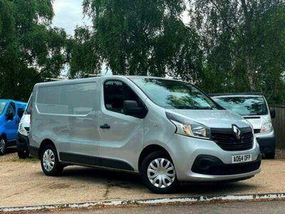 used Renault Trafic 1.6dCi SL27 120 Business+ Low Roof