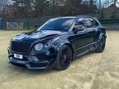 used Bentley Bentayga 4.0 V8 Auto 4WD (s/s) 5dr 5 Seat