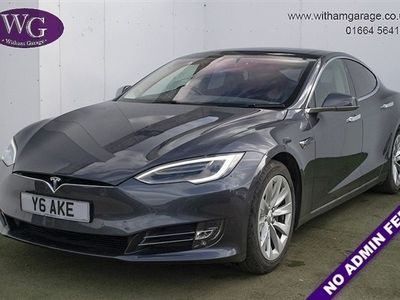 used Tesla Model S 75 5d