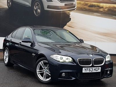 used BMW 520 5 Series d M Sport 4dr Step Auto
