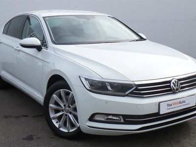 used VW Passat 2.0 Tdi Se Business 4Dr diesel saloon