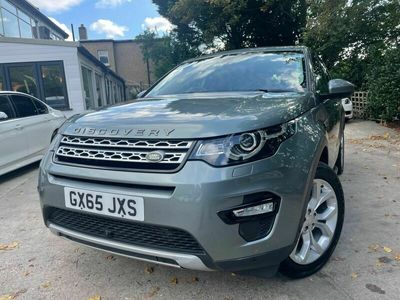 used Land Rover Discovery Sport HSE 2.0 S14 240 HSE 5dr