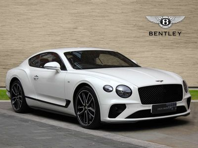 used Bentley Continental GT 4.0 V8 2DR AUTO [CITY SPEC] Semi-Automatic
