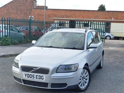 used Volvo V50 2.0D S 5dr *** LONG MOT - DELIVERY AVAILABLE ***