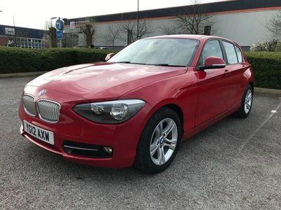 used BMW 118 1 SERIES 1.6 I URBAN 5d 168 BHP WELL KEPT, SERVICE, NEW MOT