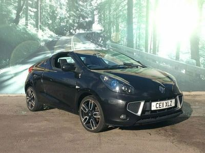used Renault Wind Roadster 1.1 GT LINE TCE 2d 100 BHP LEATHER