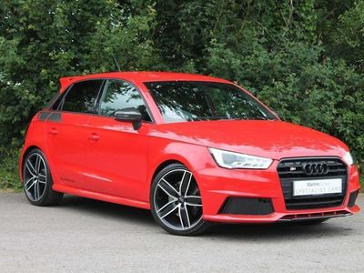 used Audi S1 Sportback 2.0 TFSI Competition quattro s/s 5dr