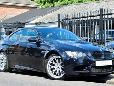 used BMW M3 4.0 V8 2dr