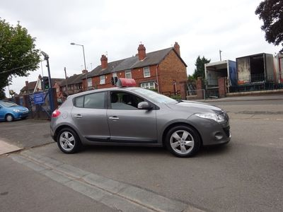 used Renault Mégane 1.5 dCi 110 Dynamique TomTom 5dr ** LOW RATE FINANCE AVAILABLE ** LOW MILEAGE ** JUST SERVICED **