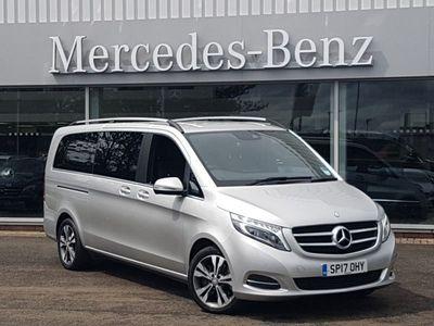 used Mercedes V220 V-ClassBluetec Sport 5Dr Auto [Extra Long]