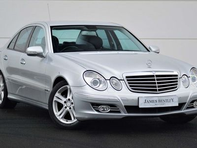 used Mercedes E280 E Class 3.0CDI Avantgarde G-Tronic 4dr