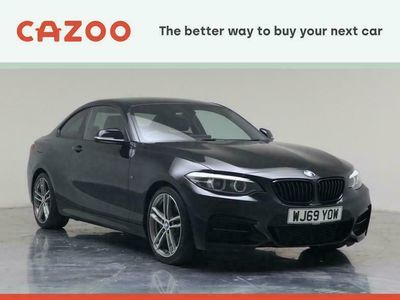 used BMW M240 2 Series 3L