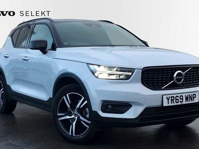 used Volvo XC40 T4 FWD R-Design Automatc (Demonstrator, Low Miles) 2.0 5dr
