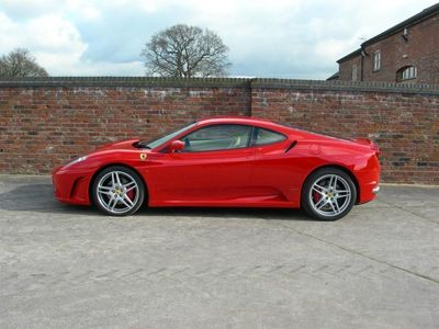 used Ferrari F430 Manual - 7000 Miles - RHD
