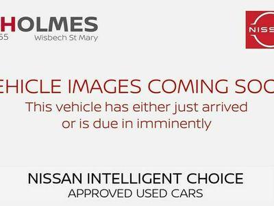 used Nissan Navara 2.3dCi (EU6) Visia Double Cab 4WD Pickup