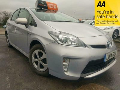 used Toyota Prius 1.8 Hybrid 5 Seats BIMTA Low Mileage 5-Door