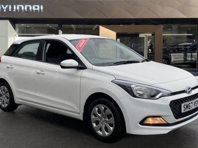 used Hyundai i20 1.2 S 5dr Petrol Hatchback