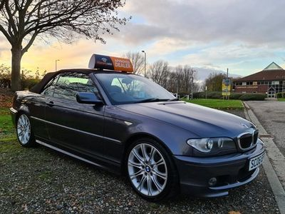 used BMW 320 3-Series Convertible Cd M Sport Edition 2d (06)