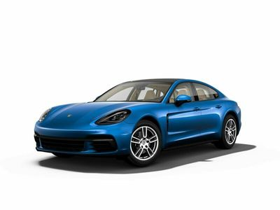 used Porsche Panamera 4
