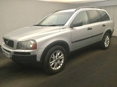 used Volvo XC90 2.4 D5 SE 5dr Geartronic [185]