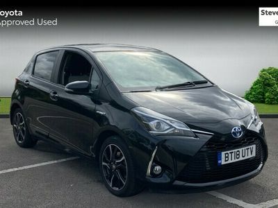 used Toyota Yaris Hybrid 1.5 VVT-i Design 5-Dr