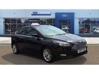 used Ford Focus 1.5 TDCi 120 Zetec Edition 5dr