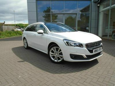 used Peugeot 508 SW 2.0 HDi Allure 5dr