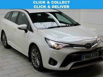 used Toyota Avensis 1.6 D-4D Business Edition Touring Sports (stop/st diesel touring sport