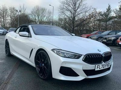 used BMW 840 i Convertible