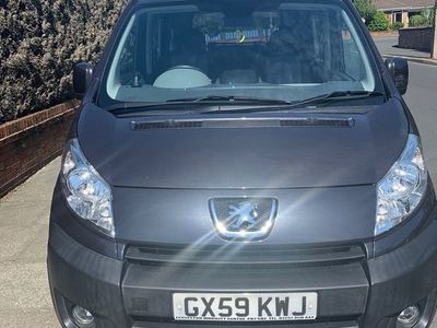 used Peugeot Expert Tepee 2.0 HDi Leisure L1 5dr (5/6 seats)
