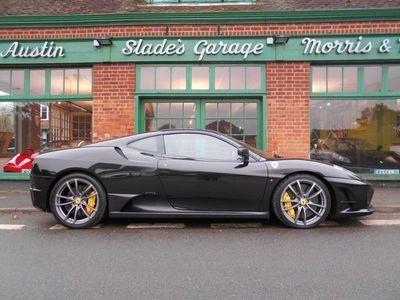 used Ferrari F430 Scuderia RHD