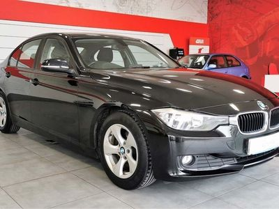 used BMW 320 3 Series D Efficientdynamics 4Dr