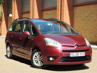 used Citroën C4 Picasso 1.8 i VTR+ 5dr