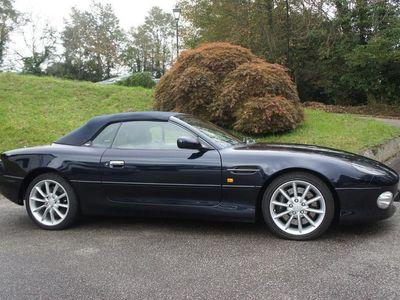 used Aston Martin DB7 VANTAGE VOLANTE 2001