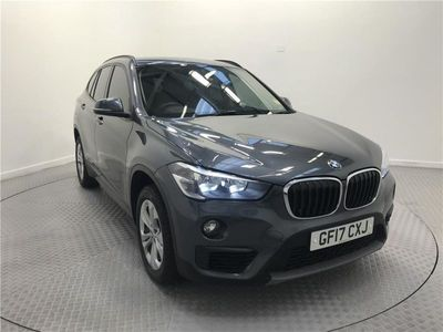 used BMW X1 2017 Coventry sDrive 18d SE 5dr Step Auto