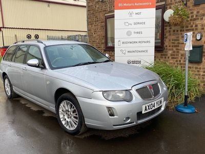 used Rover 75 Tourer 2.0 CDT Connoisseur SE 5dr