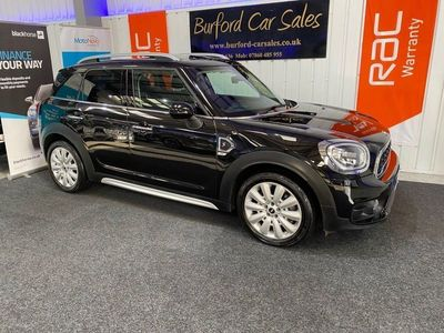 used Mini Cooper S Countryman 2.0 5d 189 BHP