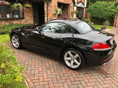 used BMW Z4 2.0 18i sDrive (s/s) 2dr