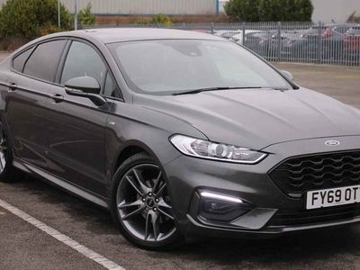 used Ford Mondeo 2.0 Ecoblue 190 St-Line Edition 5Dr Powershift