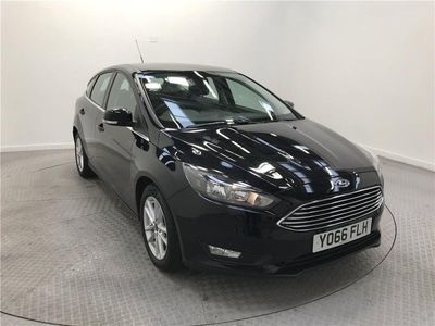 used Ford Focus 1.0 Ecoboost 125 Zetec 5Dr