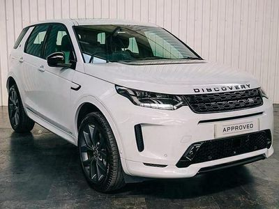 used Land Rover Discovery Sport 2.0 P250 R-Dynamic SE 5dr Auto SUV 2021