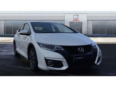 used Honda Civic 2016 Derby 1.8 i-VTEC SE Plus 5dr [Nav] Petrol Hatchback