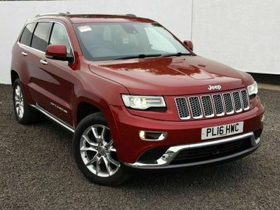 used Jeep Grand Cherokee 3.0 CRD Summit 5dr Auto
