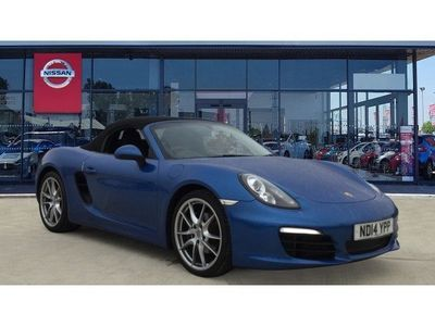 used Porsche Boxster 2.7 2dr PDK