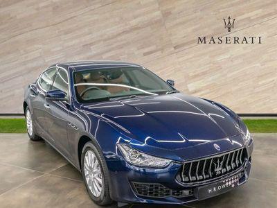 used Maserati Ghibli V6D 4Dr Auto