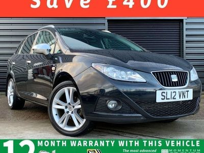 used Seat Ibiza 1.2 TSI SPORTRIDER 5d 103 BHP *CHRISTMAS DEAL 1 YEAR WARRANTY*