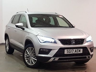 used Seat Ateca 1.4 Ecotsi Xcellence 5Dr