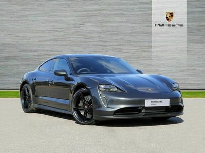 used Porsche Taycan 4S