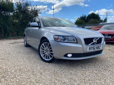 used Volvo S40 2.0 D3 SE Lux Geartronic 4dr